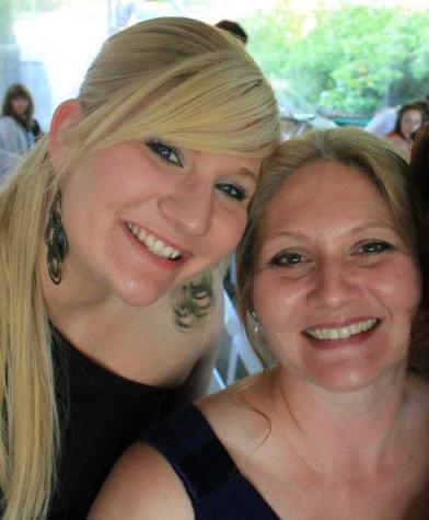 Nikita and Lori Rector, May 2012.  Photo Credit: Alisha Fisher