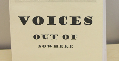 """""""Voices out of Nowhere"""" is Calling for You"""