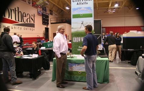 Spring Job Fair At Northeast