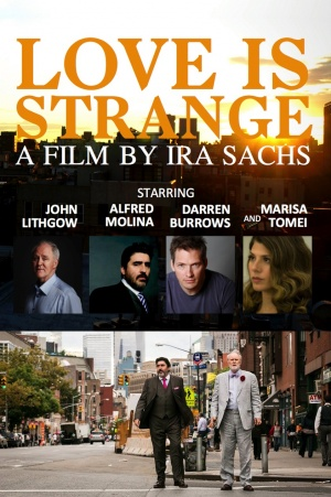 Ira Sachs Talks About His New Movie 'Love Is Strange'