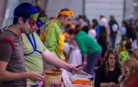 Record Turnout For Spook-tacular