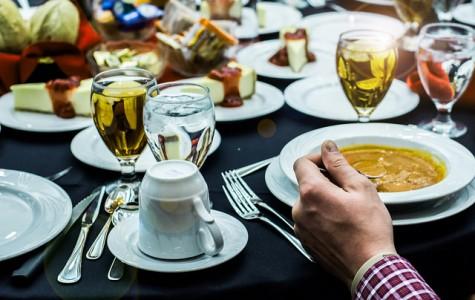 3rd Annual Etiquette Dinner Serves Manners