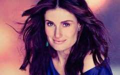 Idina Menzel Plans World Concert Tour For 2015