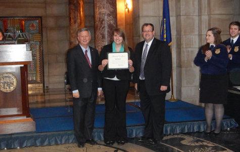 Northeast's Beth Ebmeier Honored For National Award