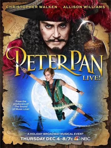 NBC's 'Peter Pan Live!' Raises Stakes With Flashier Set, Bolder Cast