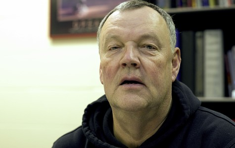 Interview With Men's Basketball Coach  Dan Anderson