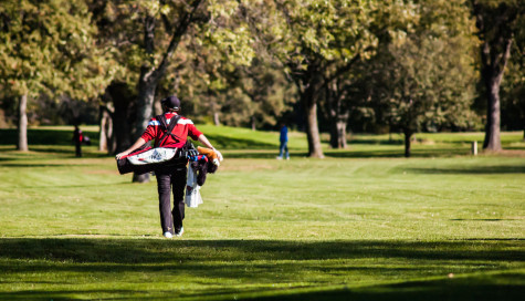 On The Couch With The Viewpoint: Golf Coach Brad Bosh