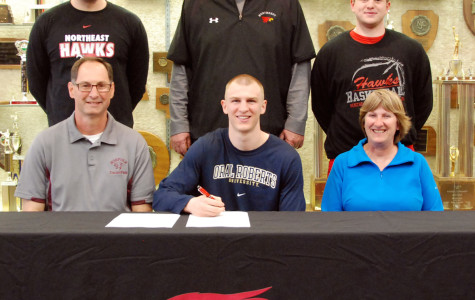 Northeast's Bradley Signs With Oral Roberts University