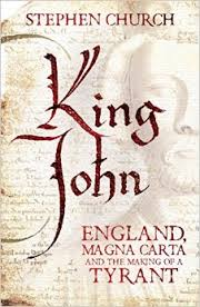 Stephen Church Explores The Story Of 'King John'
