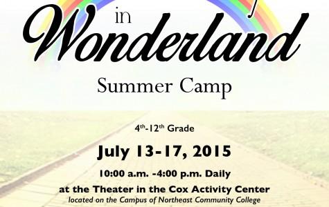 Nofolk Children's Theatre Summer Camp