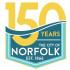 Norfolk 150th Anniversary logo