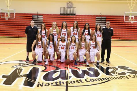 Northeast Women Clinch Region XI Championship, Defeat Iowa Western 63-60