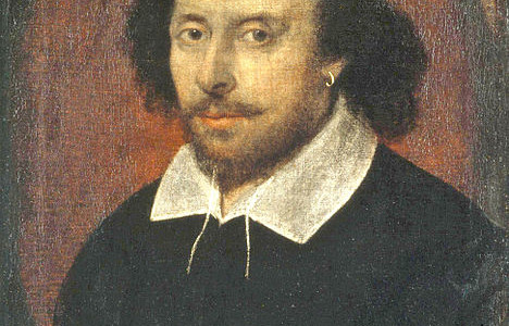 Introduction to Shakespeare class at Northeast