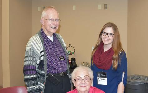 McIntosh Family Scholarship recipient luncheon