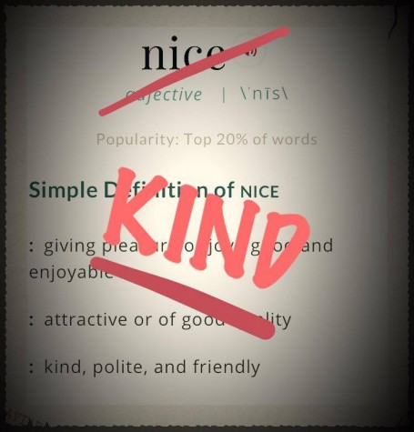 Why we should stop being nice