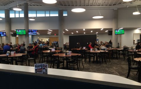 Hawks Point Dining Hall hours