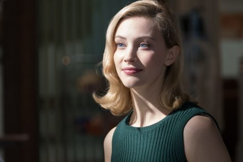 "Sarah Gadon as Natalie in a scene from the movie ""The 9th Life of Louis Drax"" directed by Alexandre Aja. (Miramax/TNS)"