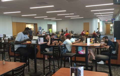 Dining Hall Changes Location