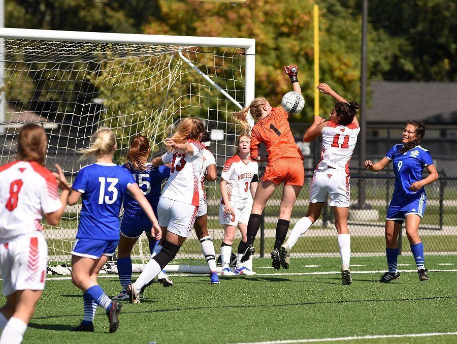 Northeast women's soccer falls to Scott CC in OT