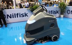 Cleaning equipment-maker hopes to introduce industrial-sized Roomba-like floor scrubber