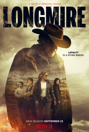 "Netflix Announces Sixth and Final Season of ""Longmire"""