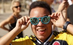 Spectacles might get the buzz, but for investors Snapchat is all about the advertising