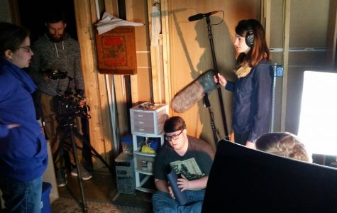 Northeast Community College students compete in film challenge