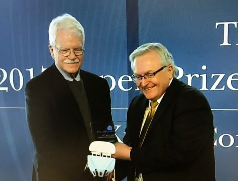Northeast Community College, others recognized during Aspen Prize ceremony