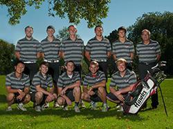 Hawks golf places seventh at Iowa Central Invite