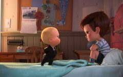 'Smurfs' and 'Going in Style' are no match for 'Boss Baby' and 'Beauty' at box office