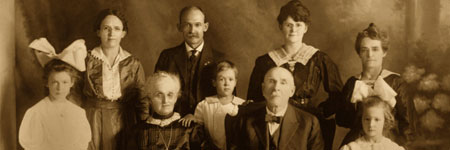 Genealogy Basics Non-Credit Classes offered