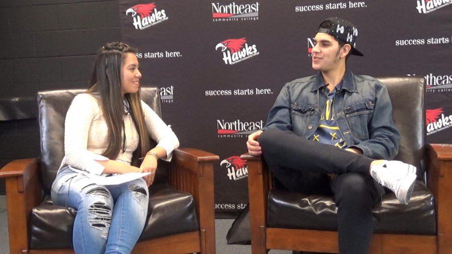 Studio 135 interview with international student Gabriel Galeano