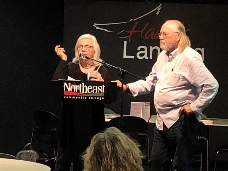 Visiting Writers Series kicks off at Northeast