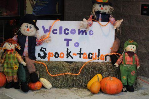 A spook-tacular event