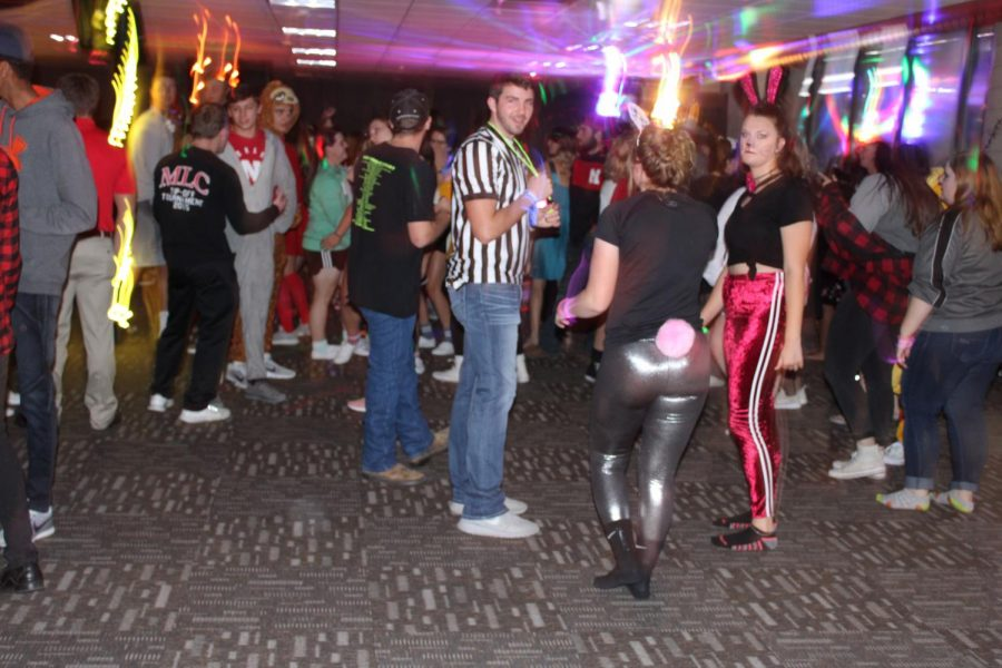 A look into the Halloween dance