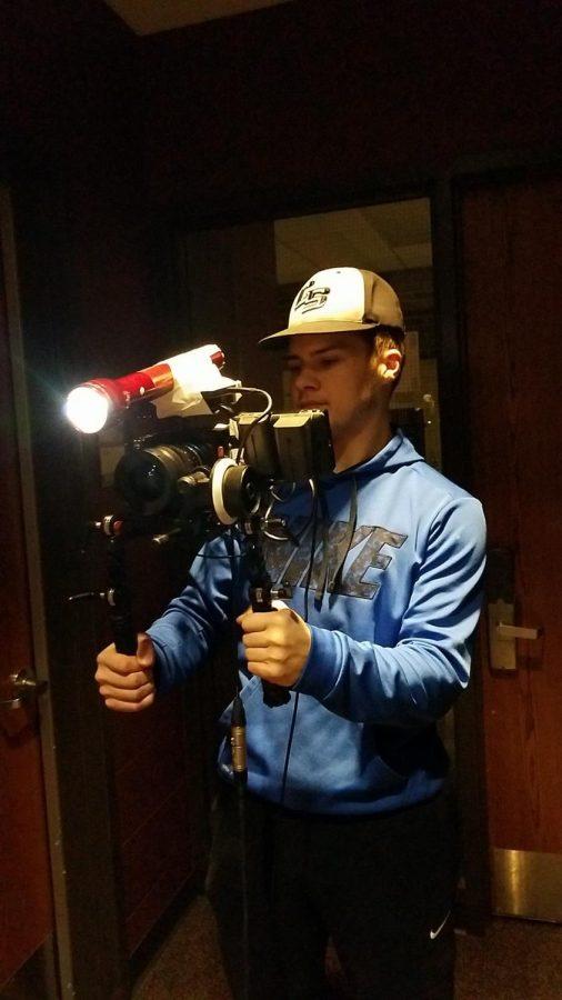 Northeast Digital Cinema and Audio students take on the Prairie Grass Film Challenge
