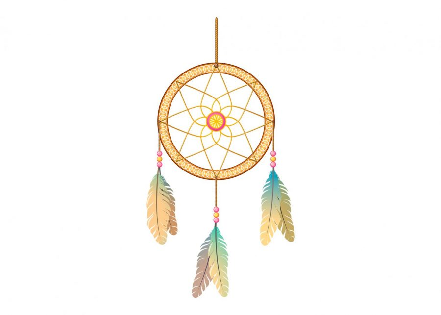 How to make your own rustic dream catcher