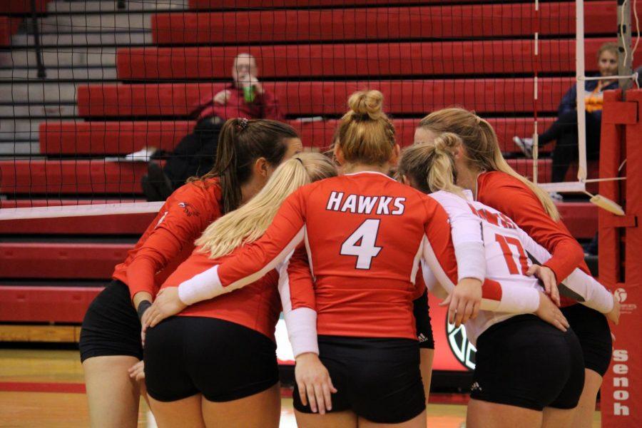 Hawks fall in heartbreak fashion to No. 12 Iowa Central