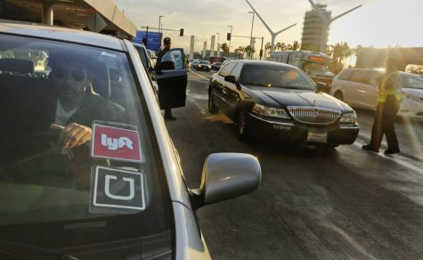 Uber shows a big rise in government requests for rider information