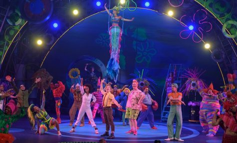The SpongeBob SquarePants musical is airing on TV. Why theaters are thrilled