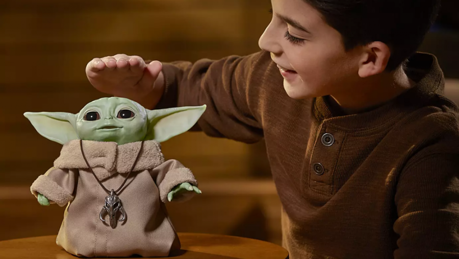 'Mandalorian' fans can now purchase their own giggling, ear-wiggling Baby Yoda toys