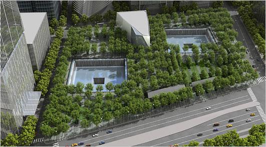 9/11 Memorial and Museum in MYC
