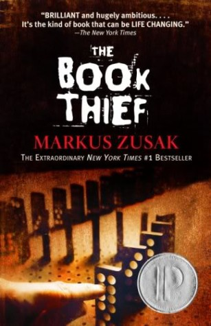 Book Thief:  A New Twist to the Holocaust
