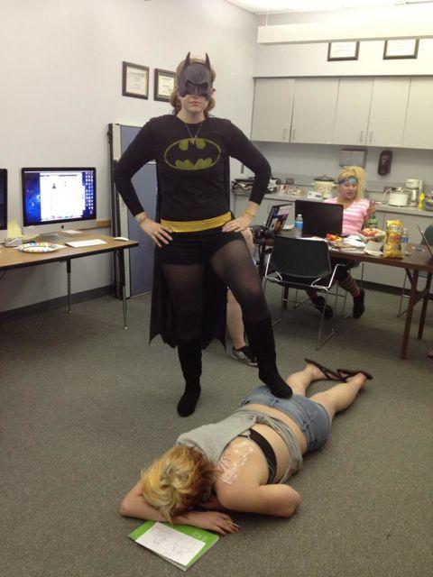 The Dark Knight Strikes Again!