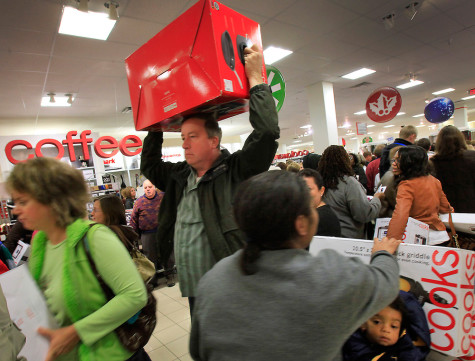 Consumerism and the Holidays