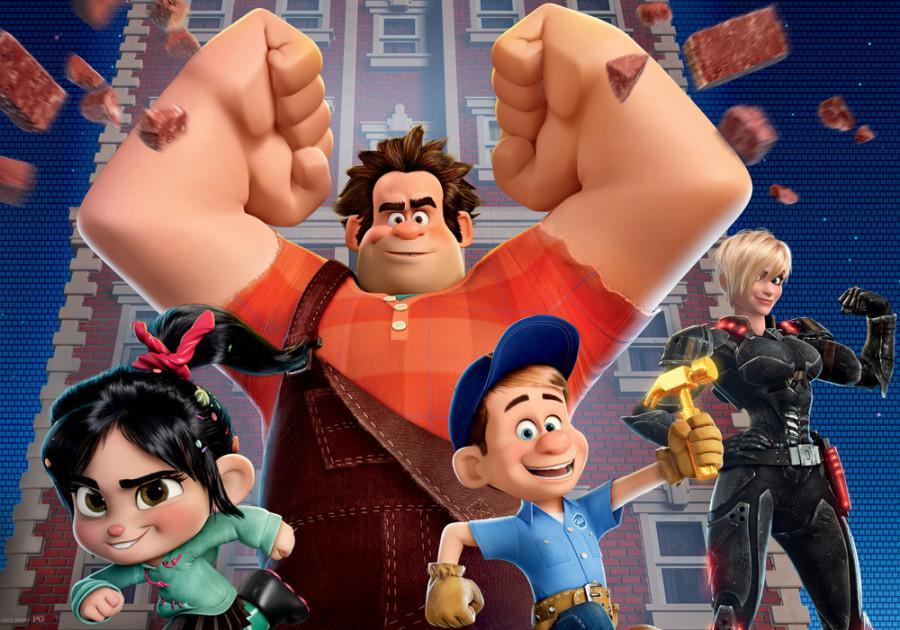 Movie+Review%3A+Wreck-It+Ralph