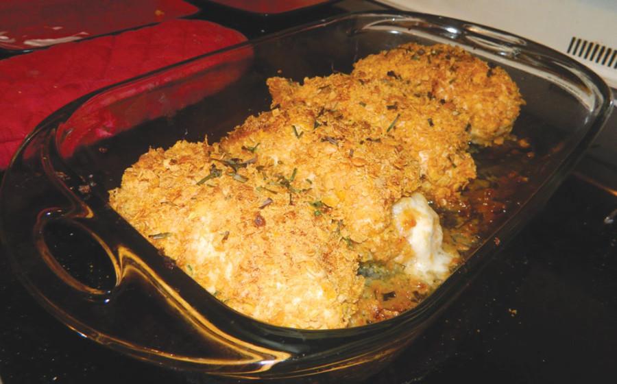 Whats Cooking with Jennifer? : Chicken Cordon Bleu