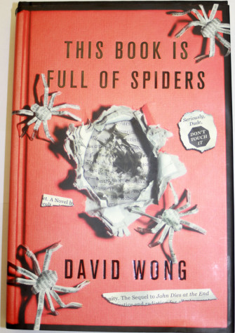 Book Review: This Book Is Full of Spiders