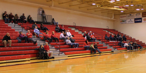 Northeast Community College Receives New Bleachers