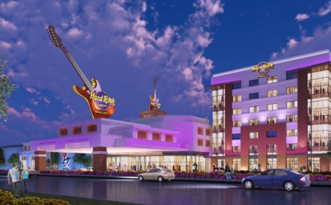 It's Official: Hard Rock Sioux City Casino and Hotel